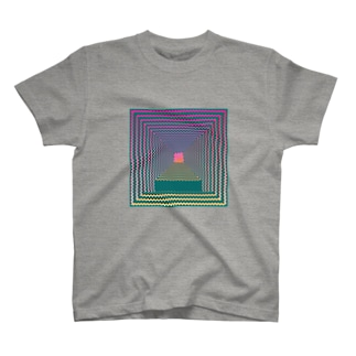 psychedelic depth T-shirts