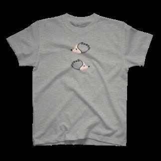 よへまるの色が変わるカメレオンはりねぶみ T-shirts