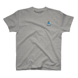 夏祭りワンポイントシャツ2 T-shirts