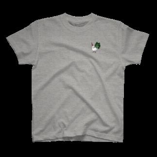 SOMORIのa lonely 1 Bamboo T-shirts