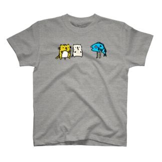 ドン引き T-shirts
