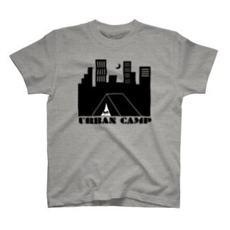 Urban camper boy T-shirts