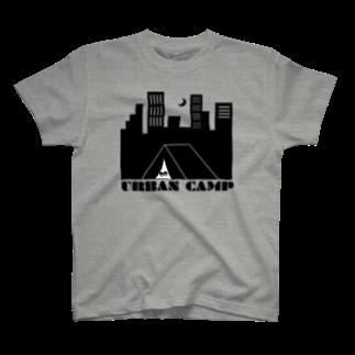 恋活ババア(48)の Urban camper boy T-shirts
