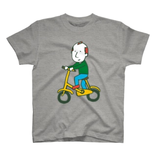 Bicycle Boy T-shirts