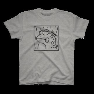 pyons_keのけろけろ T-shirts