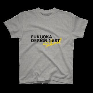 design-nest-schoolのFDNST T-shirts