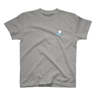 ワンポイントブリだいこん T-shirts