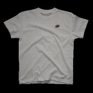 aomatuのヒメマルカツオブシムシ T-shirts