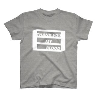 オル棚Teeホワイト T-shirts
