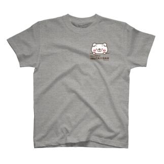 いぬ田さん・ひょっこり T-shirts
