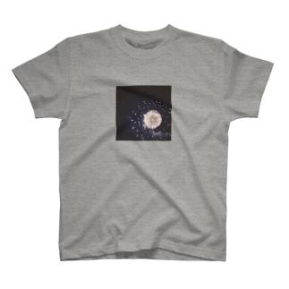 花火のかわいいところ T-shirts