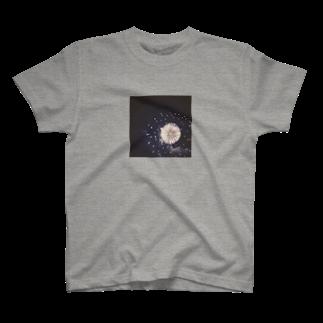 good nightの花火のかわいいところ T-shirts