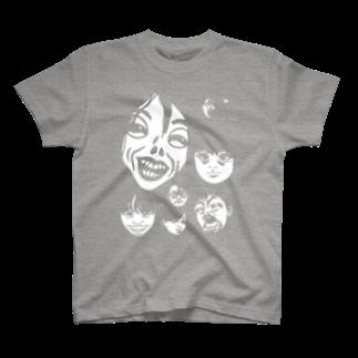 フニャ氏のみぽりん メインキャスト絵 T-shirts