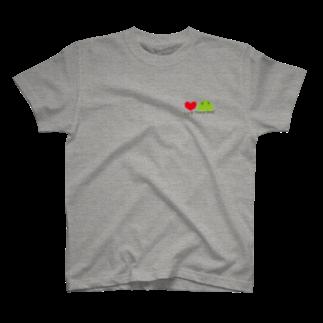 平澤ネムのLOVE MOUNTAIN T-shirts