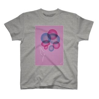 一輪の花・花恋 T-shirts