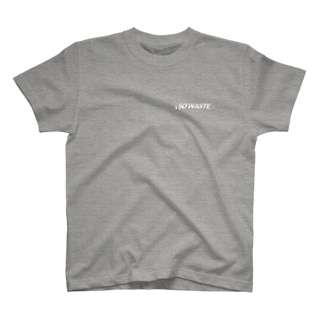 i SO WASTEのi SO WASTE Tee T-shirts