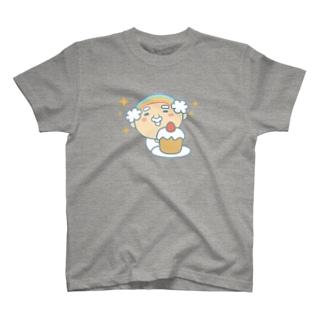 ケーキだよ☆ T-shirts