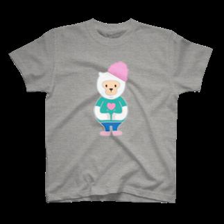 Maco's Gallery Shopの優しさバイブレーション Vo.1 T-shirts