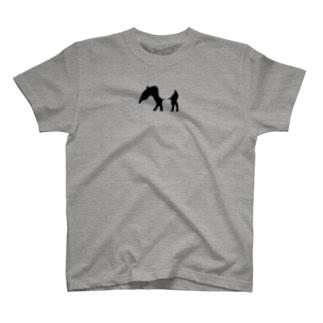 バク [アニマルシリーズ No.01] T-shirts