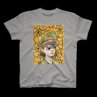 ノブ オハラのグッズ屋のマリーゴールドの時代 T-shirts