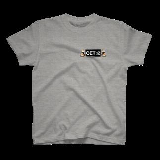 muxuのCET:2 ミケ T-shirts