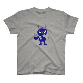 ビザーなイッヒッヒ! T-shirts