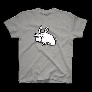 NAMITOBIのぐわっとてるすけ T-shirts