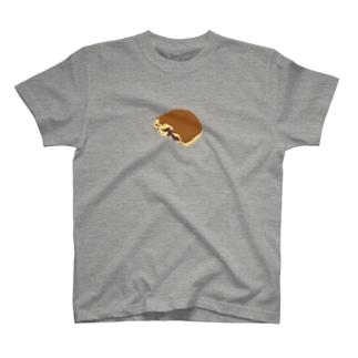 かじったどらやき T-shirts