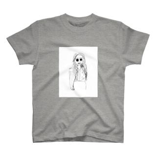 Sunglasses On T-shirts