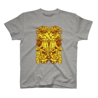 Material of Curry T-shirts