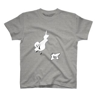 蝉とわたし T-shirts