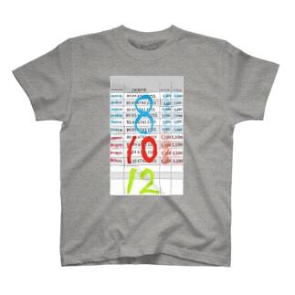 明細書 T-shirts