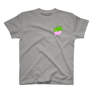 パックンバッグ T-shirts