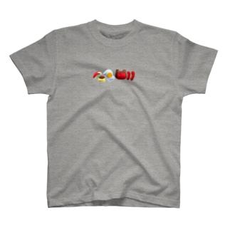 お弁当整列 T-shirts