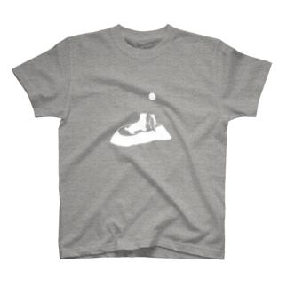 night of the arctic~北極の夜 T-shirts