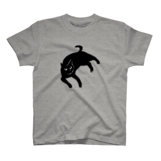黒猫さん T-shirts