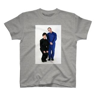 えどふみ『アー写』 T-shirts