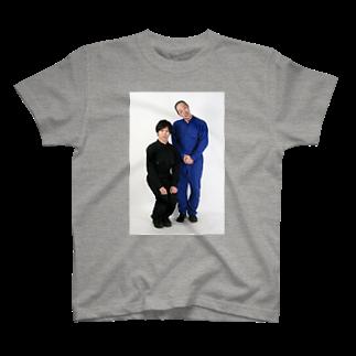スタジオNGC オフィシャルショップのえどふみ『アー写』 T-shirts