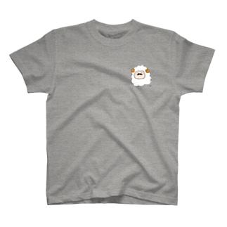 ヒゲ羊 T-shirts