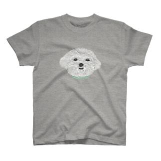 Bless Hue のマルチーズ T-shirts