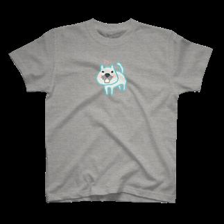 #104のみずたまのネコ T-shirts