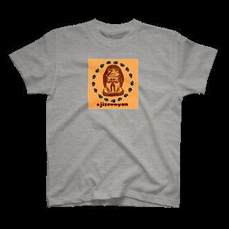 designfactory GARAGE23のねこ地蔵様 ojizounyan T-shirts