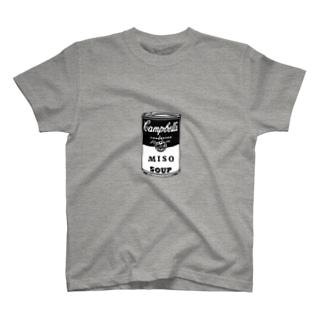 みそスープ T-shirts
