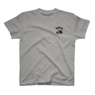 Yavin 4  (スターウォーズ カレッジロゴ) T-shirts