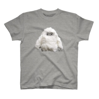 BABY YETI ぬいぐるみプリント T-shirts