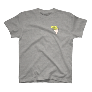あしゆびふれんずのあしゆびぞう T-shirts