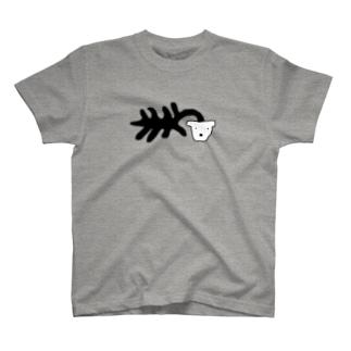 鉢犬 T-shirts