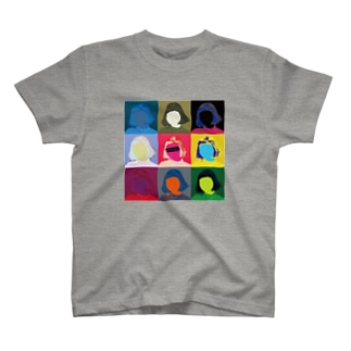 MASH UP MASH GIRL T-shirts