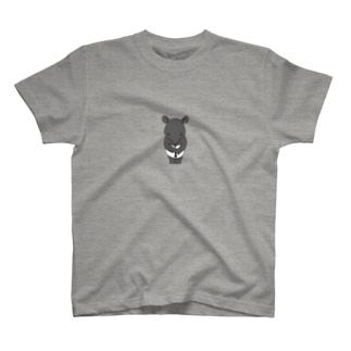 リコーダーバク T-shirts