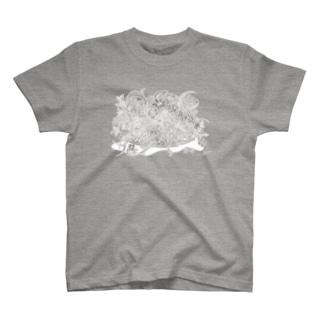 story _ しろはな T-shirts